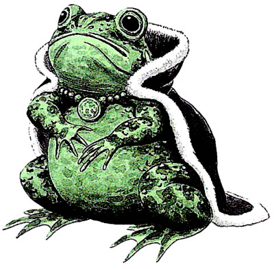 Thousand Year Frog - Down Time